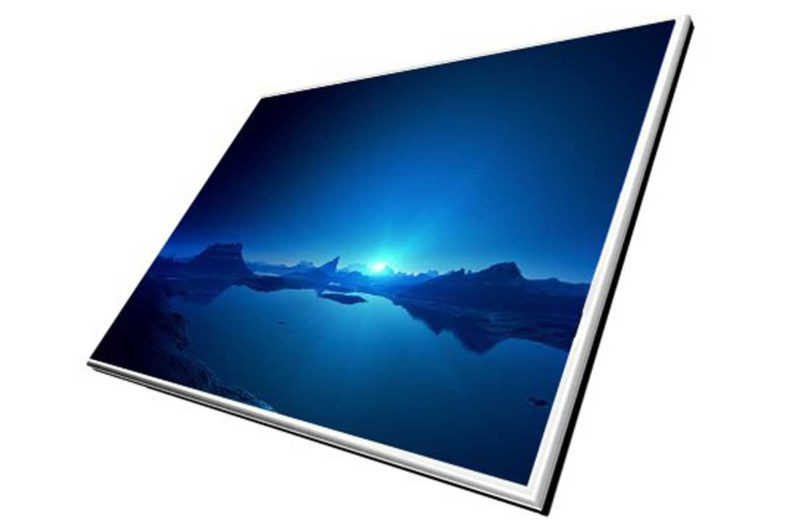 Laptop beeldschermen