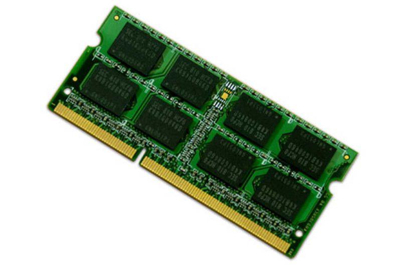 Laptop geheugen DDR3