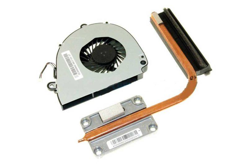 Laptop koeling - heatsinks/fans
