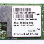 HP/Compaq - Broadcom BCM94312MCG, refurbished, 459263-002, 458381-002,  459263-002