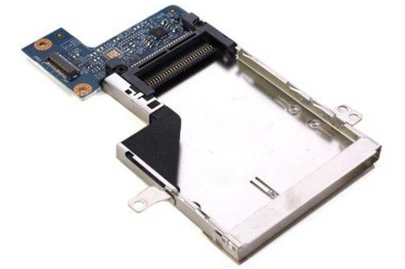 Laptop express card lezers