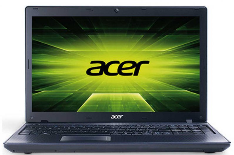 Acer TravelMate 8372