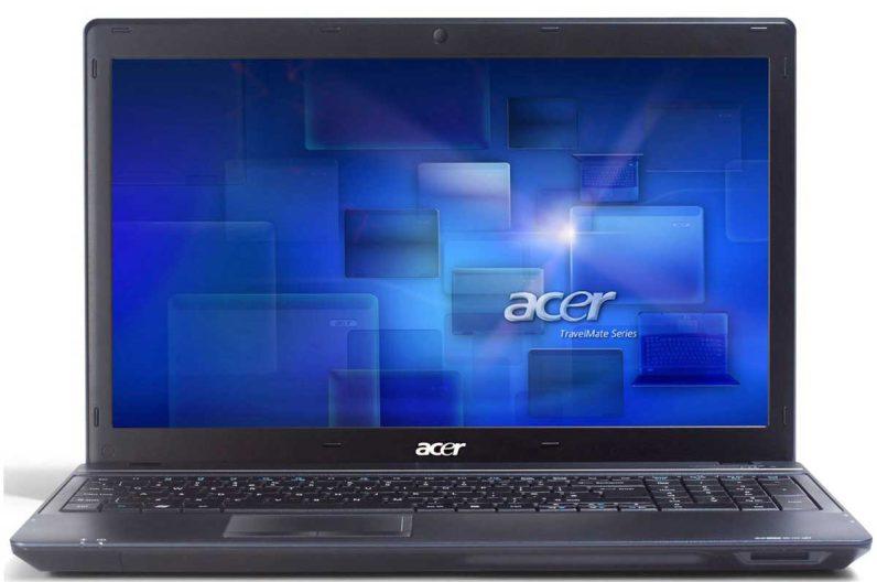 Acer TravelMate 5742