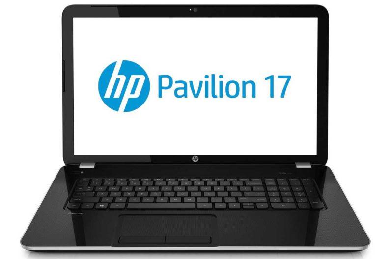 HP Pavilion 17-e