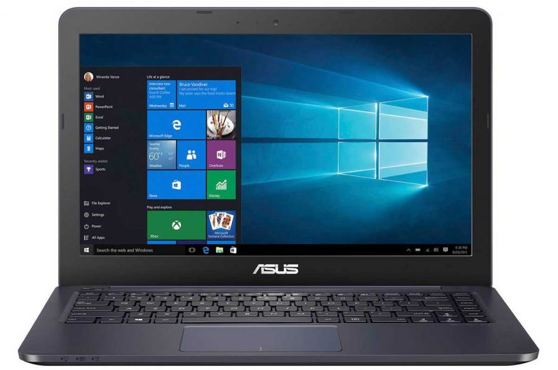 ASUS VivoBook R417SA