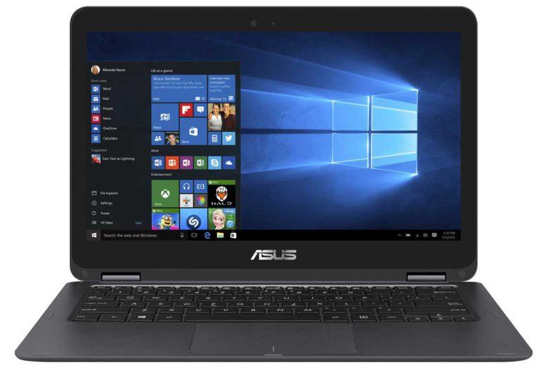 ASUS Zenbook Flip UX360C