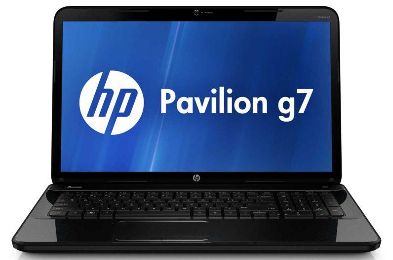 HP Pavilion g7-2000 serie