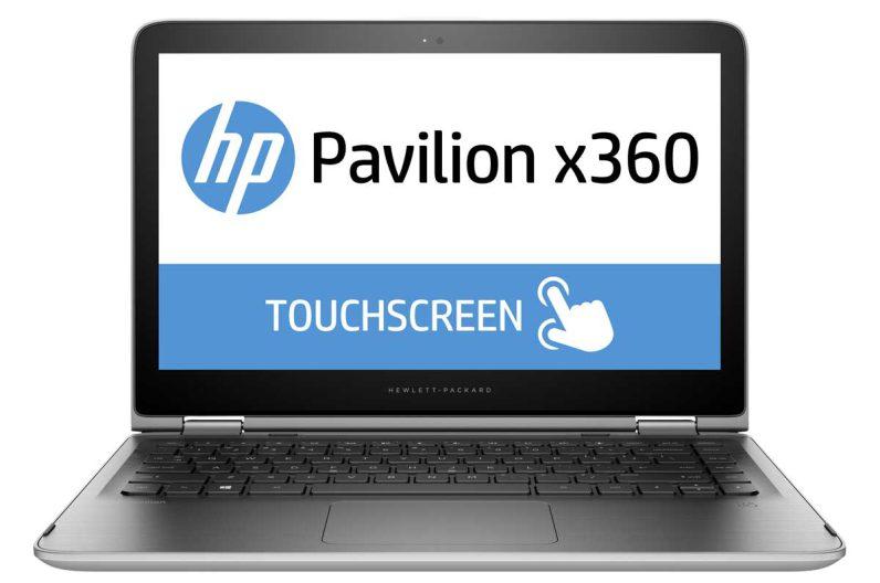 HP Pavilion X360 14-ba