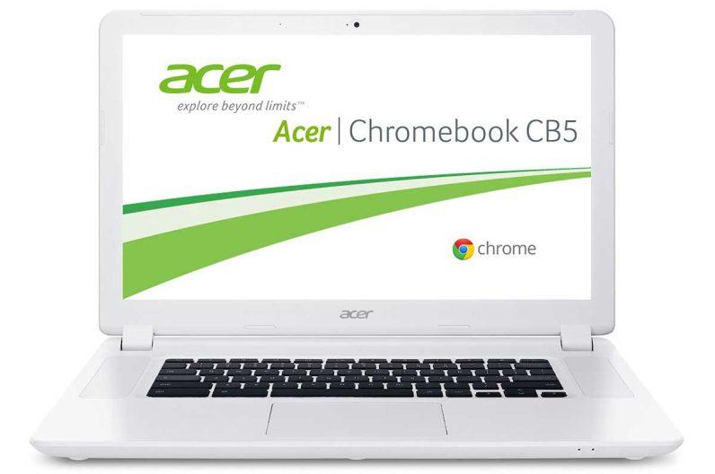 Acer Chromebook 15 CB5